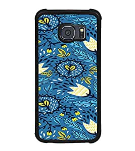 ifasho Designer Phone Back Case Cover Samsung Galaxy S6 G920I :: Samsung Galaxy S6 G9200 G9208 G9208/Ss G9209 G920A G920F G920Fd G920S G920T ( Stone Pattern Design )