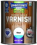 johnstone' S 309301Woodcare interni in legno laccato 750ml–satin, trasparente
