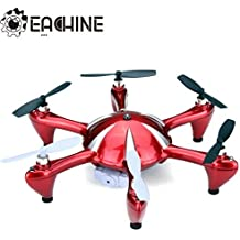 Eachine X6 2.4G 4CH 6 Axis RC Hexacopter With 2MP Camera RTF(Color Random)
