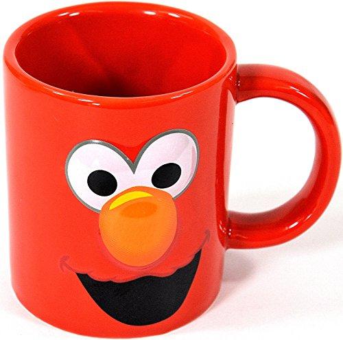 Lustige Elmo (Sesamstraße - Tasse Elmo)