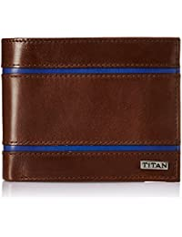 Titan Brown Men's Wallet (TW160L)