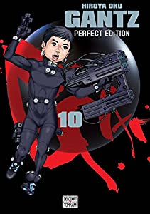 Gantz Edition perfect Tome 10
