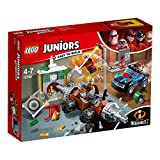 10760 LEGO Juniors Underminer Bank Heist Incredibles 2 149 Pieces Age 4+ and a FREE Lego Minifigure (random figure)