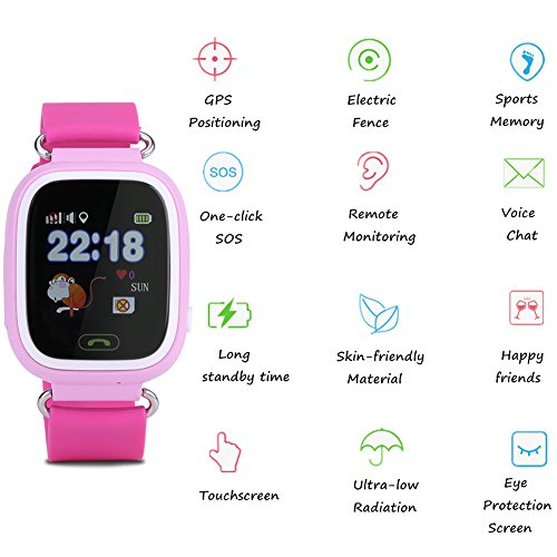Tangxi Reloj Inteligente niños