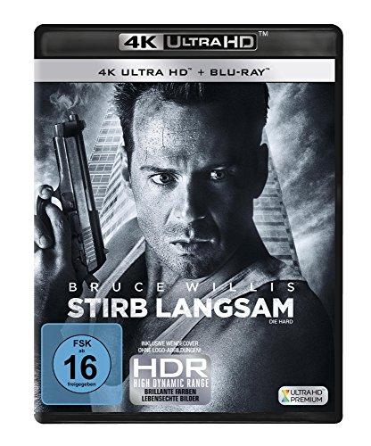 Stirb Langsam - Ultra HD Blu-ray [4k + Blu-ray Disc]