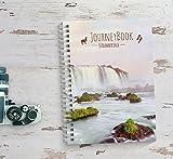 Reisetagebuch Südamerika zum selberschreiben / als Abschiedsgeschenk