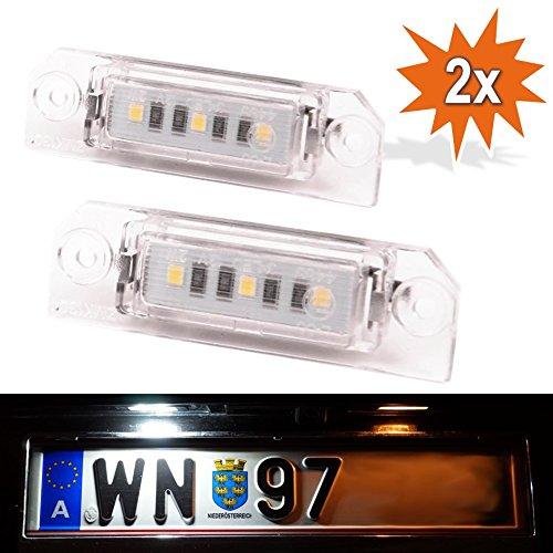 Do!LED WP3 LED Kennzeichenbeleuchtung mit E-Prüfzeichen