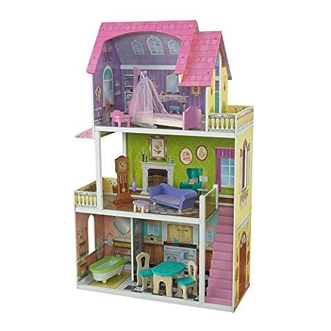 KidKraft - 65850 - Maison poupée - Florence