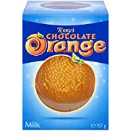 Terry's Orange Ball Milk Chocolate, 157 g