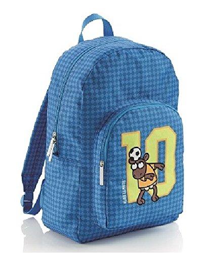 Imagen de  escolar kukuxumusu futgol daypack, adaptable a carro