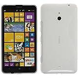 PhoneNatic Custodia Nokia Lumia 1320 Cover trasparente S-Style Nokia Lumia 1320 in silicone + pellicola protettiva
