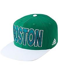 Miami Heat NBA adidas Flat Cap Snapback M67581