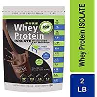 Summit Nutritions Pure Whey Protein Isolate, 906 g