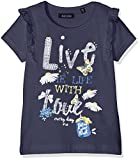 BLUE SEVEN Mädchen Kl Md T-Shirt, Blau (Dk Blau 574), 98