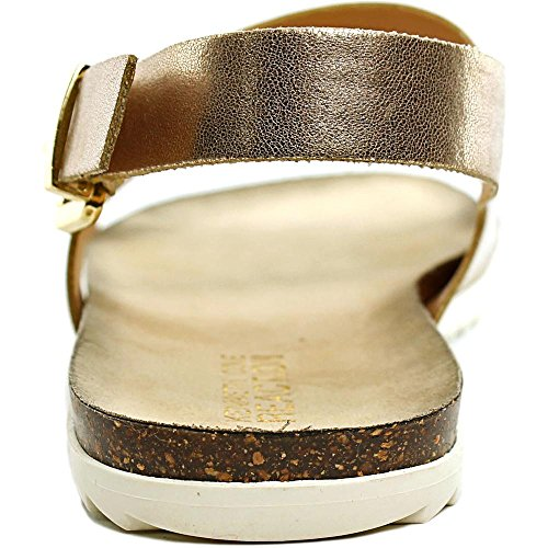 Kenneth Cole Reaction Slim Zo Femmes Cuir Sandale Clay