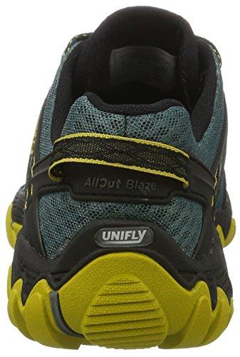 Merrell All Out Blaze Aero Sport, Chaussures de Running Compétition homme Multicolore (Deep Teal)