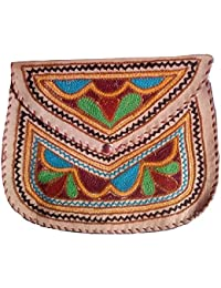 Generic Hand Made Embroider Sling Bag For Womens - B07GBQ46FV