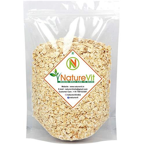 NatureVit Rolled Oats - 5 Kg (Gluten-Free)