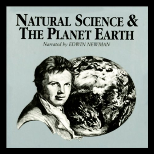 Natural Science and the Planet Earth  Audiolibri