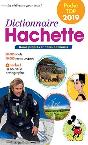 Dictionnaire Hachette Poche Top par Collectif