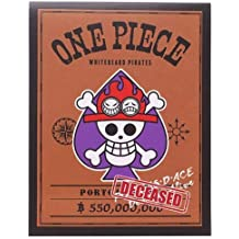 One Piece Jolly Roger Fusen large and small set of 2 / Ace ONE PIECE
