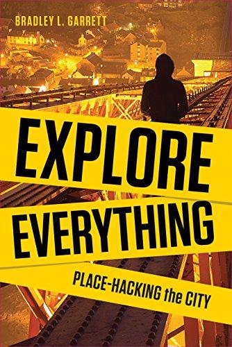 Explore Everything por Bradley Garrett