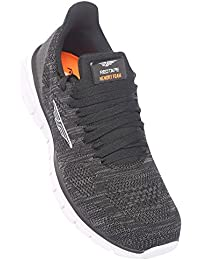 Athleisure Men's Black Synthetic Shoes (203226157) - 8 UK