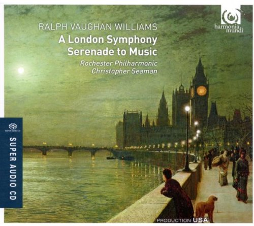 A London Symphony/Serenade to (Vaughan Williams London Symphony)