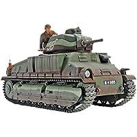 Tamiya Blindado 01:35 Somua francesa S35 Militar 300035344