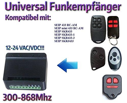 Universal Receiver BR-10017