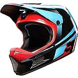 Fox Downhill-MTB Helm Rampage Comp Schwarz Gr. XL