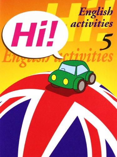 Hi! English Activities 5