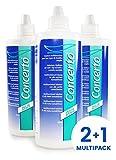 Produits Best Deals - Concerto Plus lentilles de contact solution Multifonction 3x 360ml - pour les lentilles de contact souples