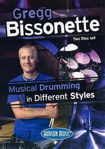 gregg-bissonette-musical-drumming-in-different-styles-pour-batterie