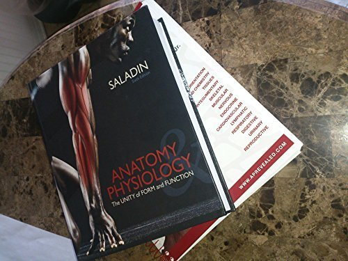 Anatomy & Physiology: The Unity of Form and Function, 6th Edition