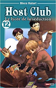 Host Club Edition simple Tome 12