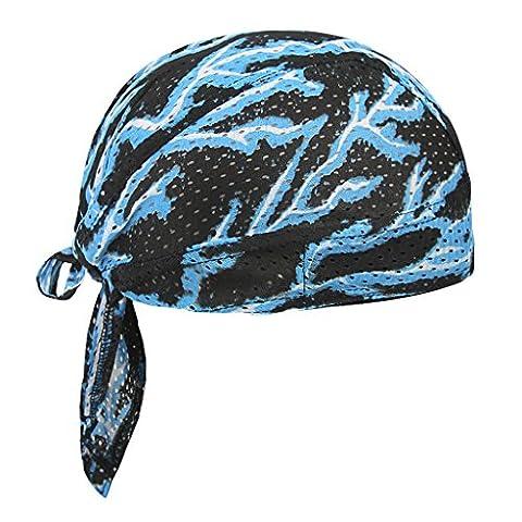 Sports Headwear Quickly Dry Sun UV Protection Cycling Bandana Running Beanie Bike Motorcycle Skull Cap Under