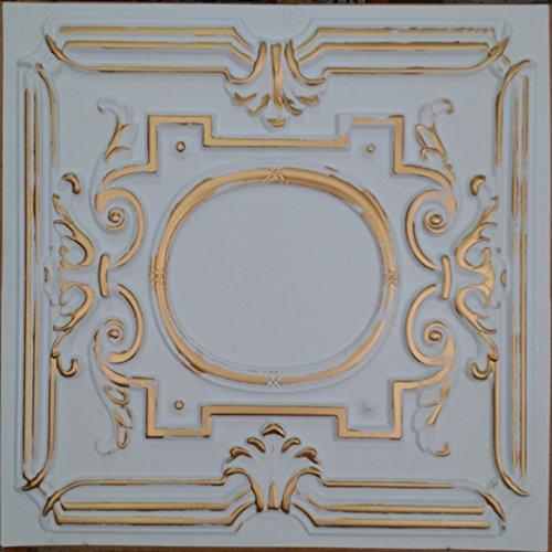 pl15-pintado-envejecido-techo-azulejos-oro-blanco-en-relieve-photosgraphie-fondo-decoracion-para-par