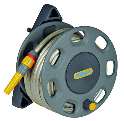 Hozelock 30m Wall Mounted Reel with 15m hose Test