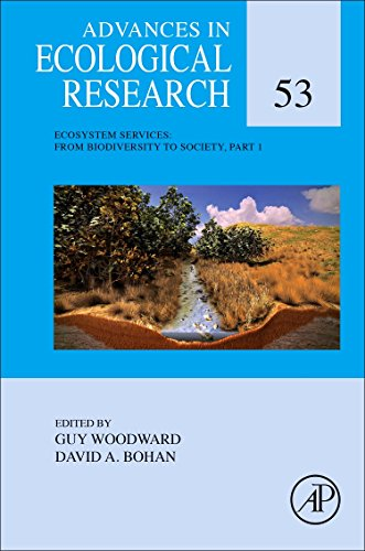 Ecosystem Services: From Biodiversity to Society, Part 1 (Advances in Ecological Research)