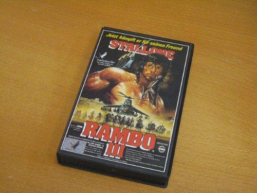 Bild von Rambo 3 [VHS]