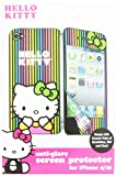 Hello Kitty iPhone 4/4S Displayschutzfolie – Retail Verpackung – Pink