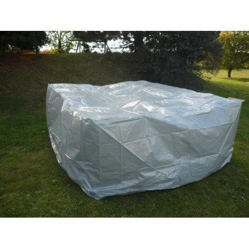 Chalet et Jardin B250*200*90-90-S Housse de Protection pour Table ...