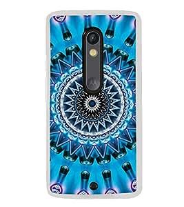 ifasho Designer Phone Back Case Cover Motorola Moto X Style :: Moto X Pure Edition ( Football Fan Art Love For Game )
