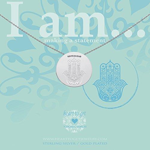 Kette COIN IAM413N-HAMSA-S