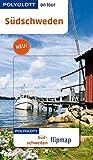 POLYGLOTT on tour Reiseführer Südschweden: Polyglott on tour mit Flipmap