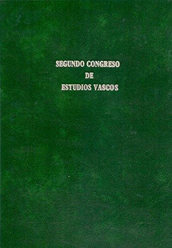II Congreso de Estudios Vascos / Recopilaci—n de los trabajos de dicha asamblea... Pamplona... 1920