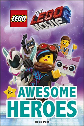 THE LEGO Movie 2 Awesome Heroes (DK Readers Level 2)