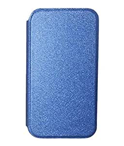 Generic VAVA Series Flip Cover for Apple iPhone 5S (Blue)