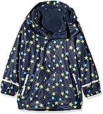 Sterntaler Kinder Unisex gefütterte Regenjacke, 3in1 Multifunktionsjacke, Alter: 6-8 Jahre, Größe: 128, Blau